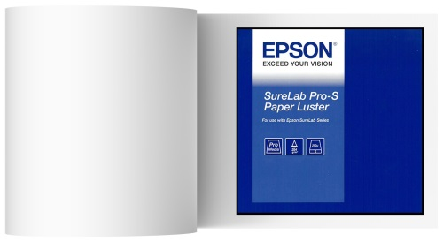 127 mm x 65 m | EPSON Pro-S Paper Luster | 2 role
