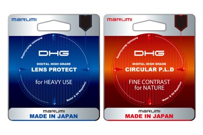 DHG-58mm UV Lens Protect / Cicular PL MARUMI 0