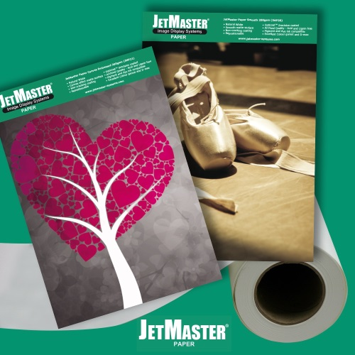 A4/50 JetMaster Paper Canvas Embossed 165