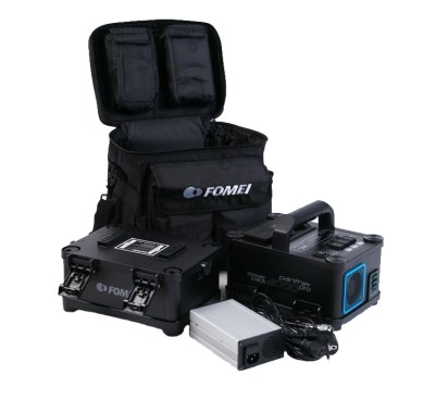 Panther Pro 2000 Power Pack, bateriový generátor, FOMEI 9