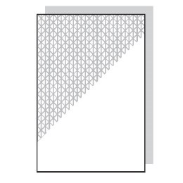 Star 6x - 83x95mm SQ Glass, filtr FOMEI 0