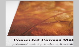FomeiJet Canvas Matt 340