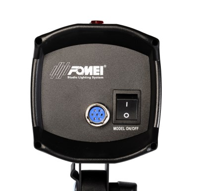 Fomei Panther PRO - 800, bat. generator + 2 x flash head + 2 x reflector 5