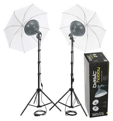 Basic Hobby/500/500, lighting kit 0