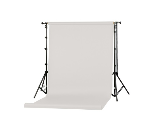 Stand background kit - white