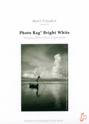 A2/25 Photo Rag® Bright White 310 Hahnemühle 0