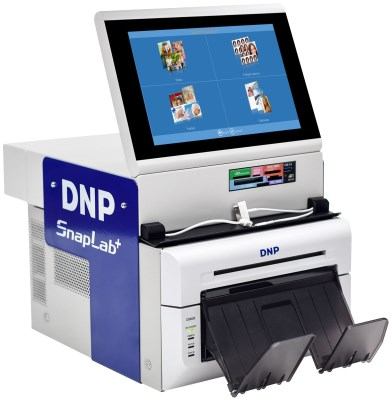 DNP SnapLab DS-SL620  | fototiskárna all-in-one 0