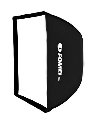 60x60S/ SQUARE BOX Exclusive softbox/ including Speedring without adapter 0
