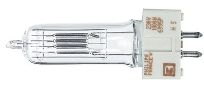 Pilot light bulb 1000W/230V MINI-LIGHT 0