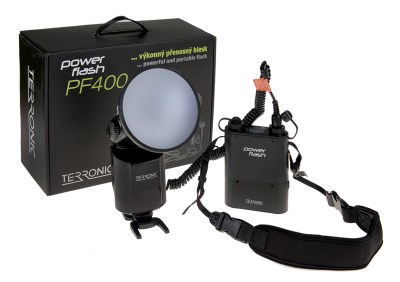 Power Flash PF400, Terronic 0