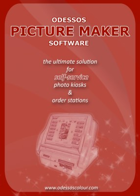Software for self order stations - PictureMaker 0