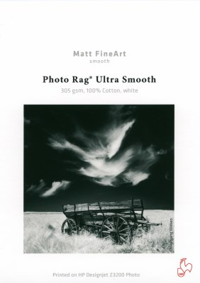 A2/25 Photo Rag® Ultra Smooth 305 Hahnemühle 0