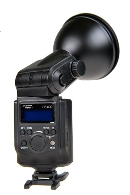 Power Flash PF400, Terronic 6