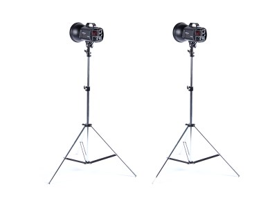 Strobo set 1/400/400, studio kit 0