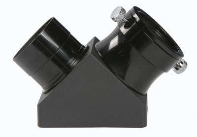 "Diagonal mirror viewfinder 2"" with reduction for 1,1/4 inch 0"