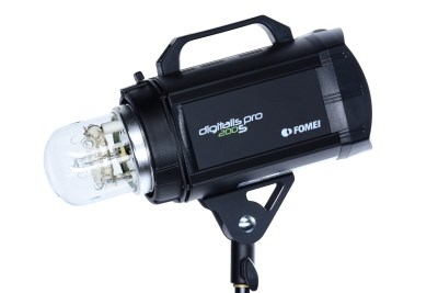 Digitalis Pro S 200, studio flash 200 Ws/300 W 0