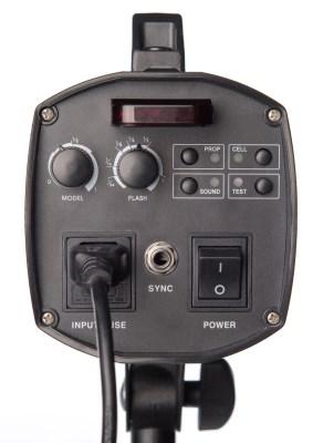 Digitalis-400, 400Ws, studiový blesk + přijímač 2,4 GHz, FOMEI 1