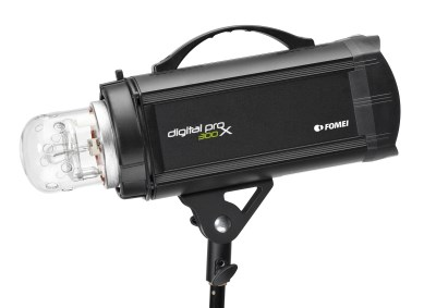 Digital Pro X - 300, studio flash 300 Ws/650 W 0