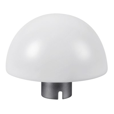 Rounded diffusor for PF200/400, Terronic 0
