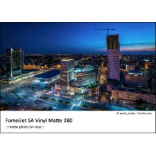 A4/5 FomeiJet SA Vinyl Matte 280 (0.145 + 0.135mm), trial pack