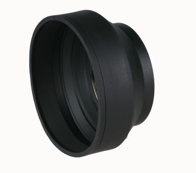 52mm tele.rubber lens hood 0