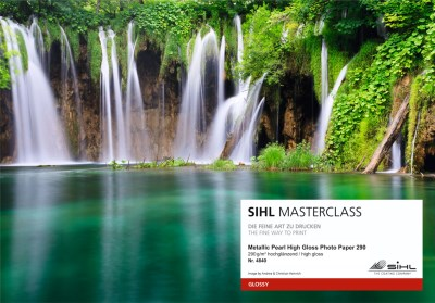 SIHL MASTERCLASS: sample book of gallery inkjet media 4