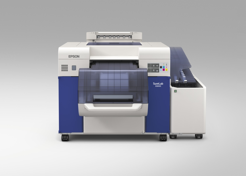 EPSON SureLab D3000 DR | suchý minilab - FOMEI com