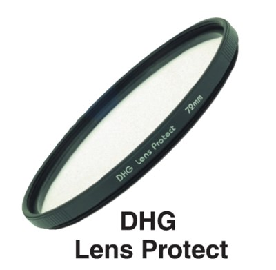 DHG-55mm UV Lens Protect MARUMI 0
