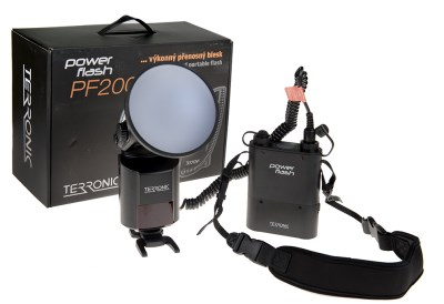 Power Flash PF200, Terronic 0