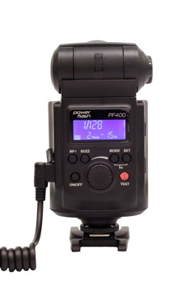 Power Flash PF200, Terronic 11
