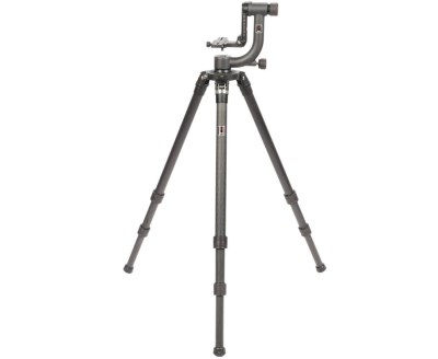 NEST - NT-5303CK, carbon tripod incl. NEST GIMBAL head 0