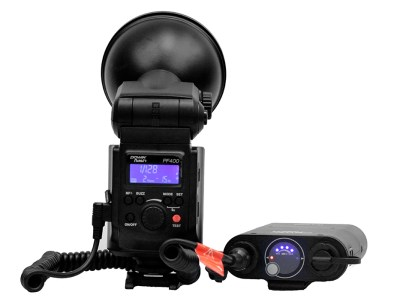 Power Flash PF400, Terronic 13
