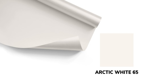 2,72x25M Artic White, paper background
