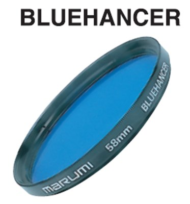 DHG - Bluehancer 77mm MARUMI 0