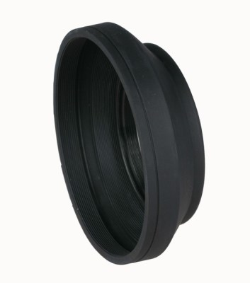 77mm rubber lens hood 0