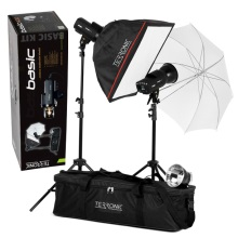BASIC 200P, studio flash kit TERRONIC