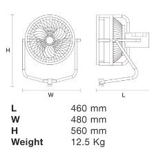 Windstorm-1000/DMX control/ - FOMEI com