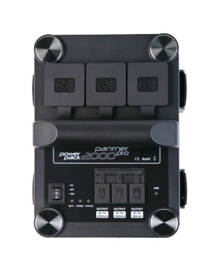 Panther Pro 2000 Power Pack, bateriový generátor, FOMEI 3
