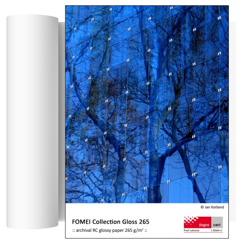 40,6cm x 15,2m FOMEI Collection Gloss 265