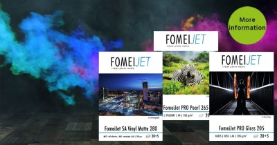 20 + 5 FOMEI photopapers
