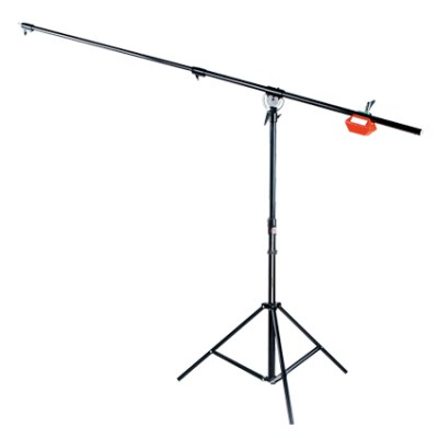 Medium boom light stand, tripot Terronic 0