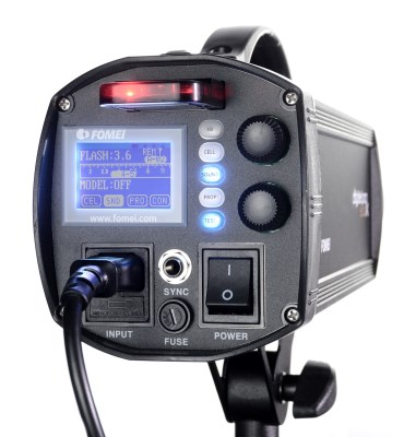 Digital Pro X - 300, studio flash 300 Ws/650 W 1