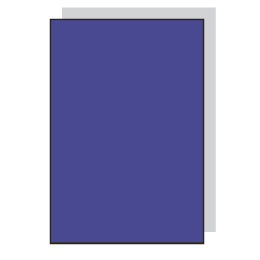 Blue Color - 83x95mm SQ, Blue filter FOMEI