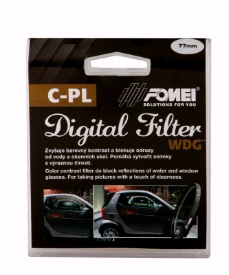 FOMEI DIGITAL FILTER  58mm C-PL WDG 1