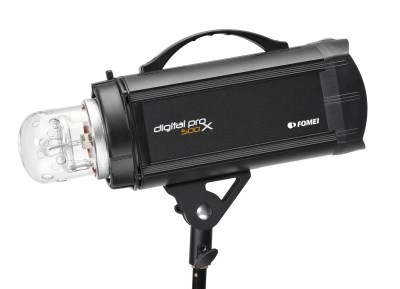 Digital Pro X - 500, studio Flash 500 Ws/650 W 0