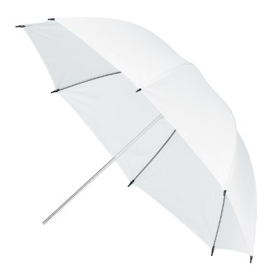 Studio umbrella BASIC - translucent 85 cm 0