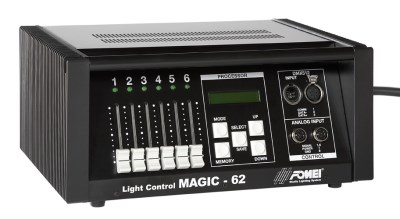 Fomei Magic - 62, light control 6 x 2000 W 0