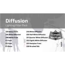 Diffusion Filter Kit (30x30 cm), FOMEI